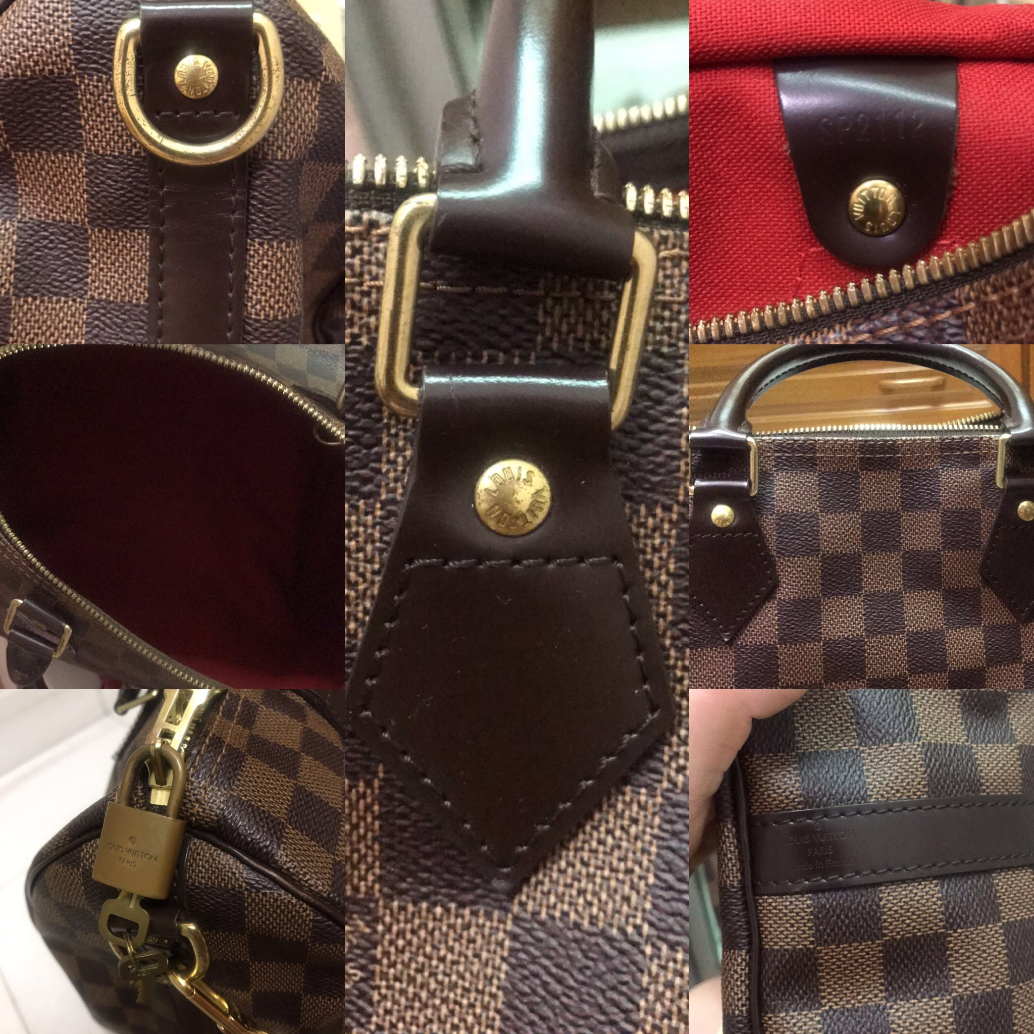 c2388758148 How to Spot Fake Louis Vuitton Speedy
