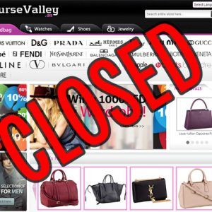 purse valley closed