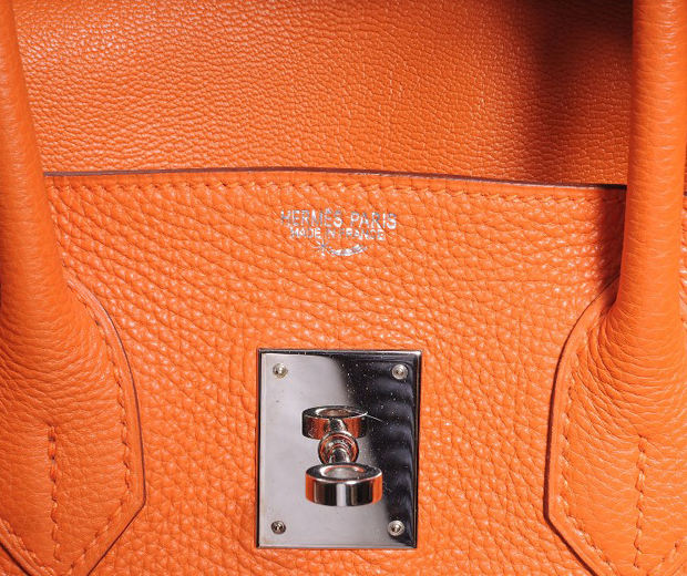How to Spot Fake Hermes Togo Birkin | Hannah Handbags