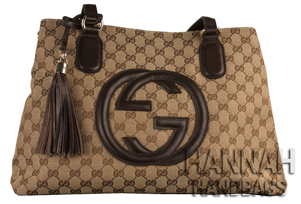 Gucci Soho Bag Front