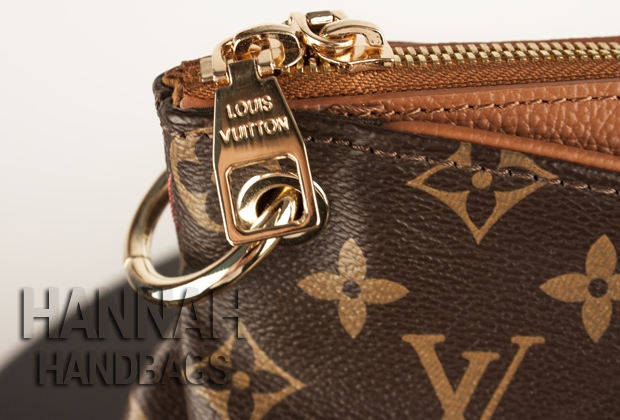 Louis Vuitton Monogram Pallas Havane Imitation Purse
