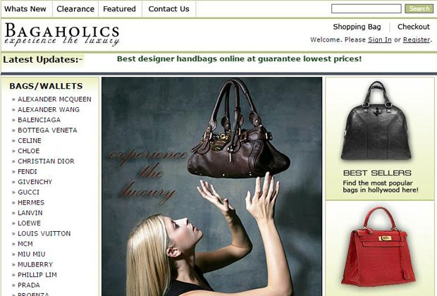 Designer Handbags knockoffs