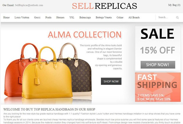 Fake Bags Store sell