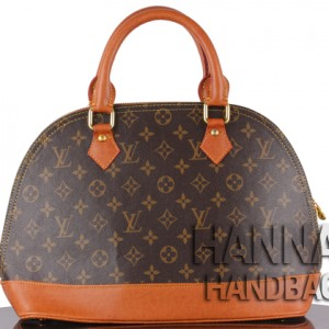 54950618a50b8d Louis Vuitton Monogram Alma