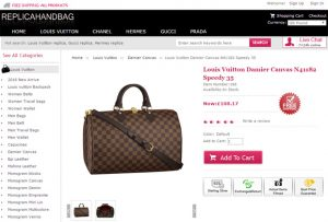 speedy 35 damier canvas from discounthandbagonline