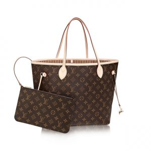 authentic neverfull handbag