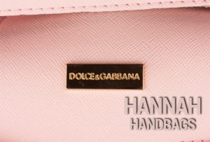 Replica Dolce & Gabbana bag inside tag