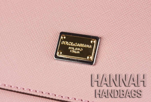 Replica Dolce & Gabbana bag detail 1