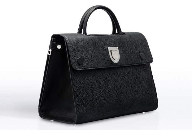 Dior Sac Diorever En Taurillon black genuine