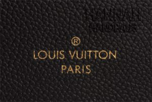 fake Louis Vuitton Paris tag