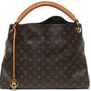 louis vuitton monogram artsy handbag