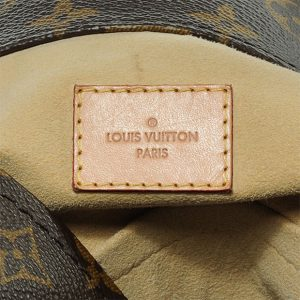 Louis Vuitton Paris marking on LV replica