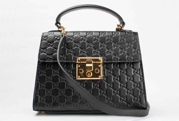 065b7ea7de06 Padlock Gucci Signature Replica Bag | Hannah Handbags