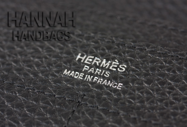 hermes logo on wallet