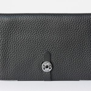 63931f924067 Hermes Dogon Togo Leather Wallet Replica