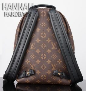 wide handles of fake louis vuitton backpack
