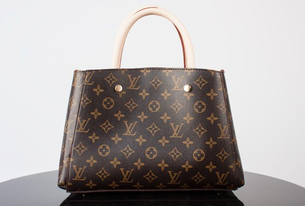 LV Montaigne knockoff bag